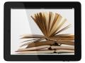 Bücher auf Tablet-PC